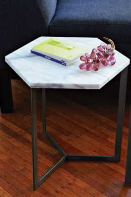 Marble Table Marble Table Top Marble Furniture - Hexagon marble coffee table