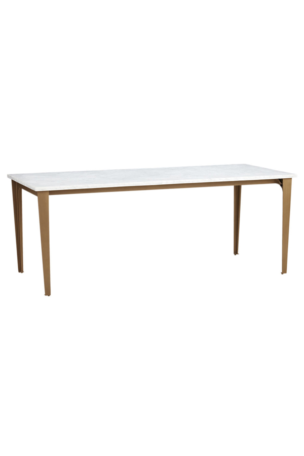 paradigm marble dining room table