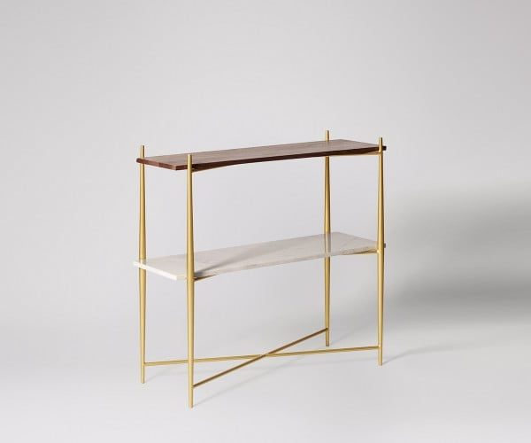 Console Table In Wood And