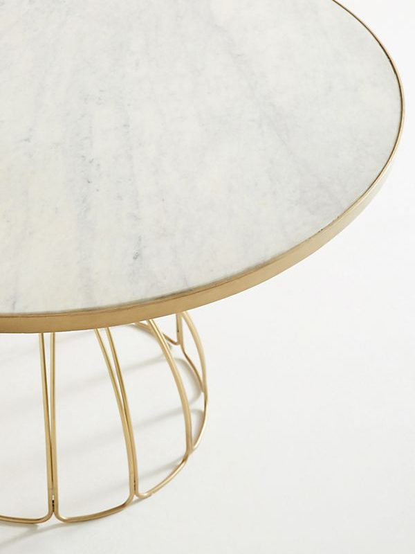 European Style Round Dining Table