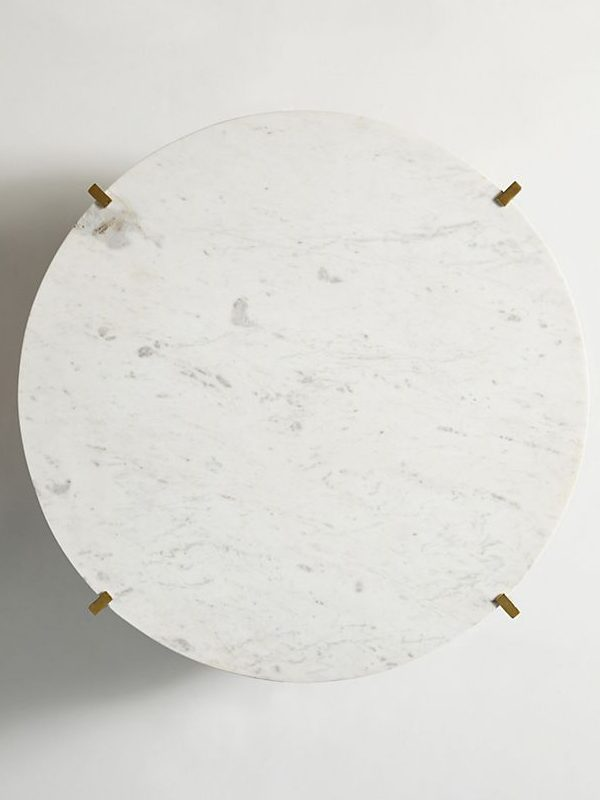 Round Marble Coffee Table MCT041