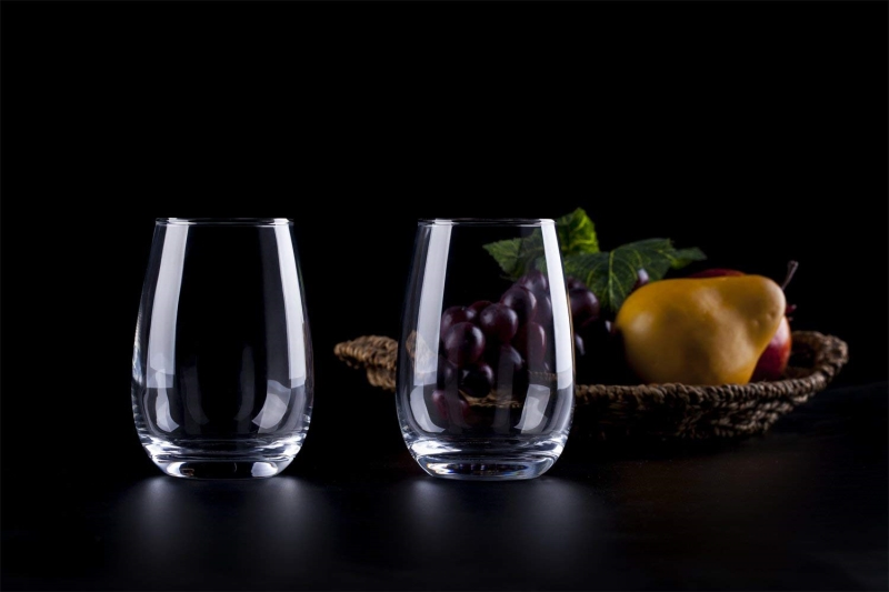 Exquisite Whiskey Glasses Juice Glasses Gift Set Of 2-11