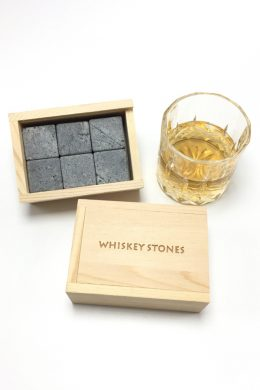 2018 Best Seller 20mm Granite Cube Whiskey Stones Promotional Gift-4